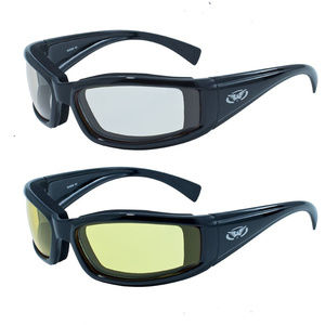 2 Women Motorcycle Sunglasses Glasses Queens Chick